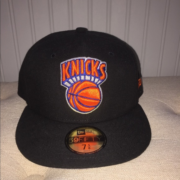 59FIFTY NEW ERA HARDWOOD CLASSIC KNICKS FITTED HAT 526cd8cb76b
